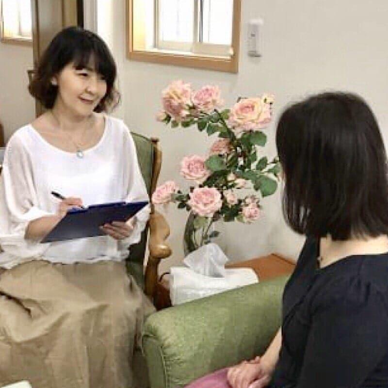 院長 大槻麻衣子のカウンセリング 60分 【オンライン可】のイメージその1