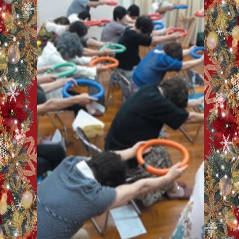 〜クリスマス特別企画〜                        『クリスマスソングでLet'sコグニサイズ!』のイメージその5