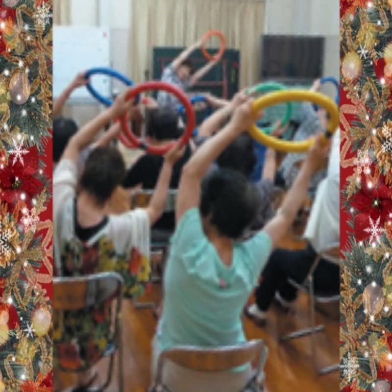 〜クリスマス特別企画〜                        『クリスマスソングでLet'sコグニサイズ!』のイメージその3