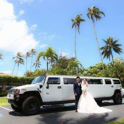 《3か月以内実施》名古屋・岐阜・三重出発のハワイウェイディング・教会挙式、ハワイ挙式アイテム3万円分のクーポンを優待販売のイメージその2