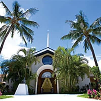 人気の海外結婚式、ハワイウェディング | 9月のプリマリエ教会スーパープラン