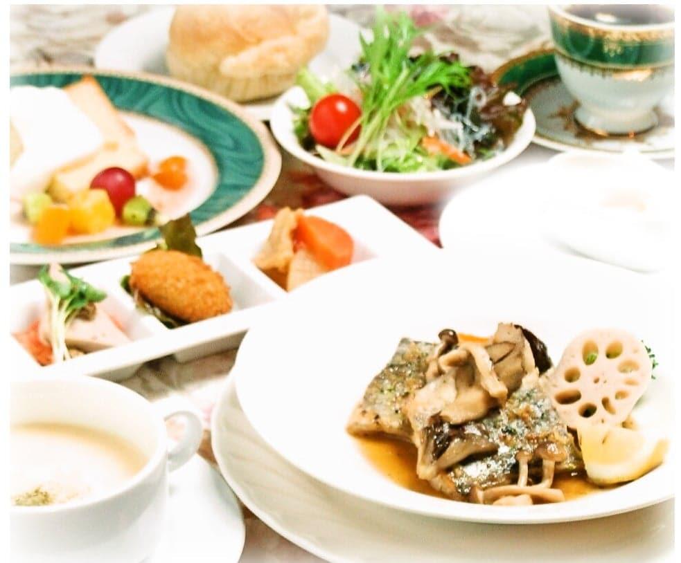 お食事チケット(ディナーお食事券)レストラン葡萄屋のディナーコースAのイメージその1