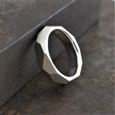 Silver Ring [RANDOM] (6mm)