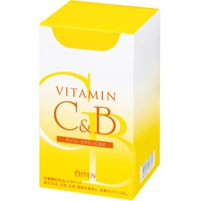 ビタミンC&B(3箱入り)