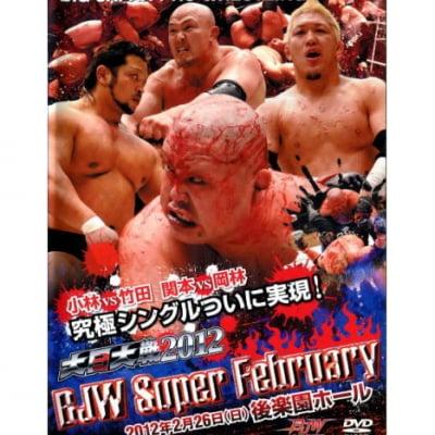 DVD大日本プロレス【大日大戦2012 BJW Super February】