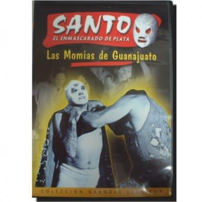 DVDエル・サント映画コレクション06【グァナファトのミイラ軍団】1970年メキシコ