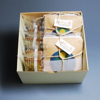【無添加スイーツギフト】お茶と焼き菓子がギフトになった!もりもっ茶スイーツセットB