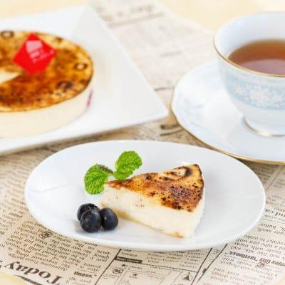 日本航空国内線ファーストクラスのデザートにも!ご献上カスティーラの御献上チーズケーキ(直径12cm×1台)の画像2