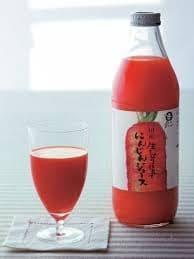 【無農薬】生しぼり仕立てにんじんジュース1000ml(雪下にんじんA級品使用)
