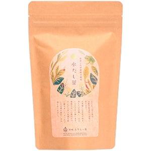 【無農薬・化学肥料不使用】カテキン豊富!水出し茶3g×25p/ティーバック/もりもっ茶(有機JAS認定園場で生産しています)