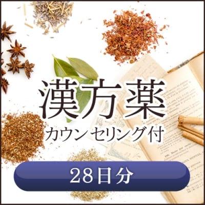 漢方薬 28日分