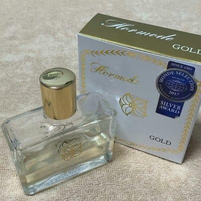 ポイント2倍【熟女の秘密】ホルモードゴールドオイル5500円(税別)1瓶で約3ヶ月 (女性性甦りマッサージオイル)
