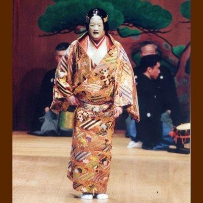 第一回11/13(土)19時〜日本人が知らない『伝統文化【能】とは?』オンライン講座/健幸寿命を延ばす呼吸法