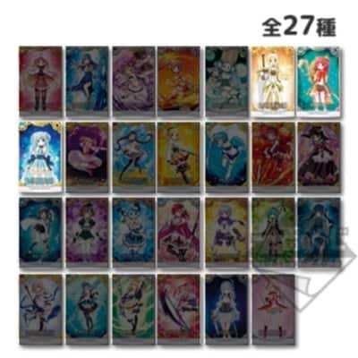 【D賞】一番くじ マギアレコード 魔法少女まどか☆マギカ外伝 第三弾 【アクリルスタンド/ももこ・レナ・かえで】