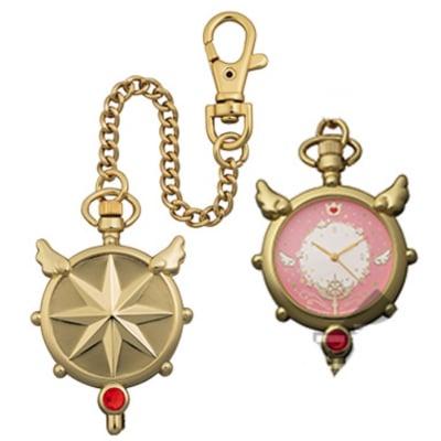 【A賞】カードキャプターさくら クリアカード編 〜Starlight collection〜【夢の鍵型懐中時計】