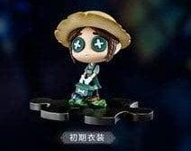 【第五人格】 庭師 ガレージキット フィギュア 初期衣装 【初回限定版】