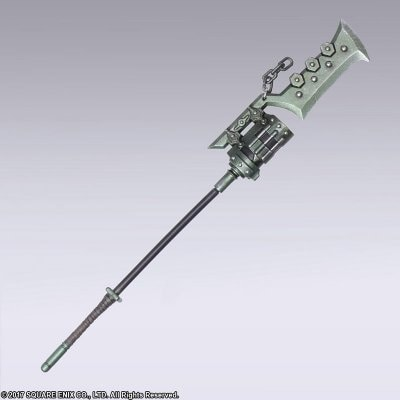 【NieR:Automata】ニーアオートマタ トレーディングウェポンコレクション 三式戦術槍 9番【バラ売り】