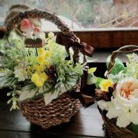 【花レンタル】ハッピー多佳のフラワーアレンジメントレンタル500