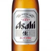 瓶ビール(アサヒスーパードライ)