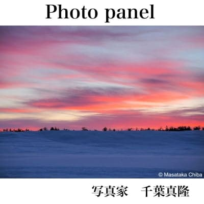 【B0サイズ】玉響-tamayura-/写真家 千葉真隆