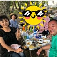 バーベキュー参加チケット in 種崎千松公園