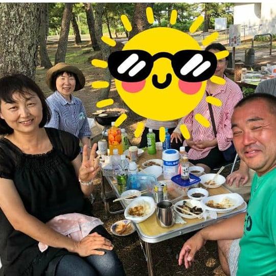 バーベキュー参加チケット in 種崎千松公園のイメージその1