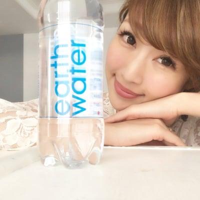 earthwater 500mlペットボトル 24本【送料込み】 4,800 円(税抜)