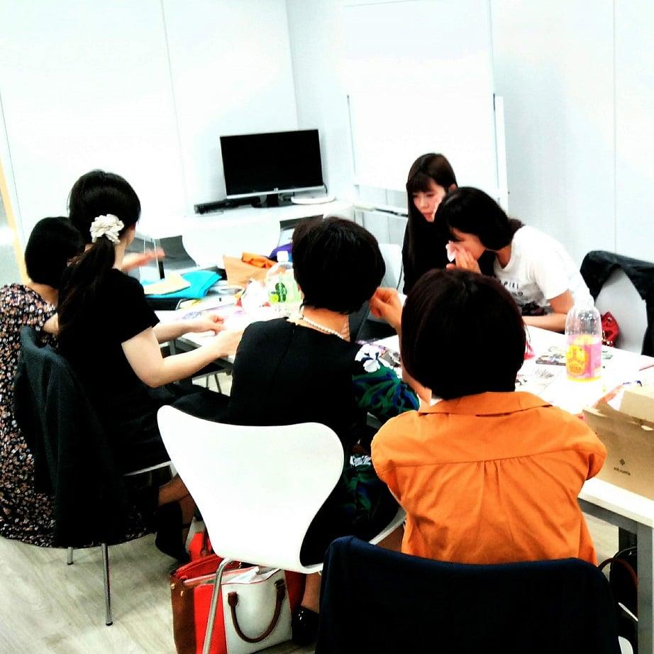 第2回パーソナルカラー交流会/7月22日(日)12時30分〜@渋谷のイメージその2