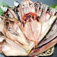 【送料無料 限定20セット 大切な方へ 夏の贈り物 お中元に】 干物でも旬を楽しめる その時の最高の魚を厳選したプレミアムセット