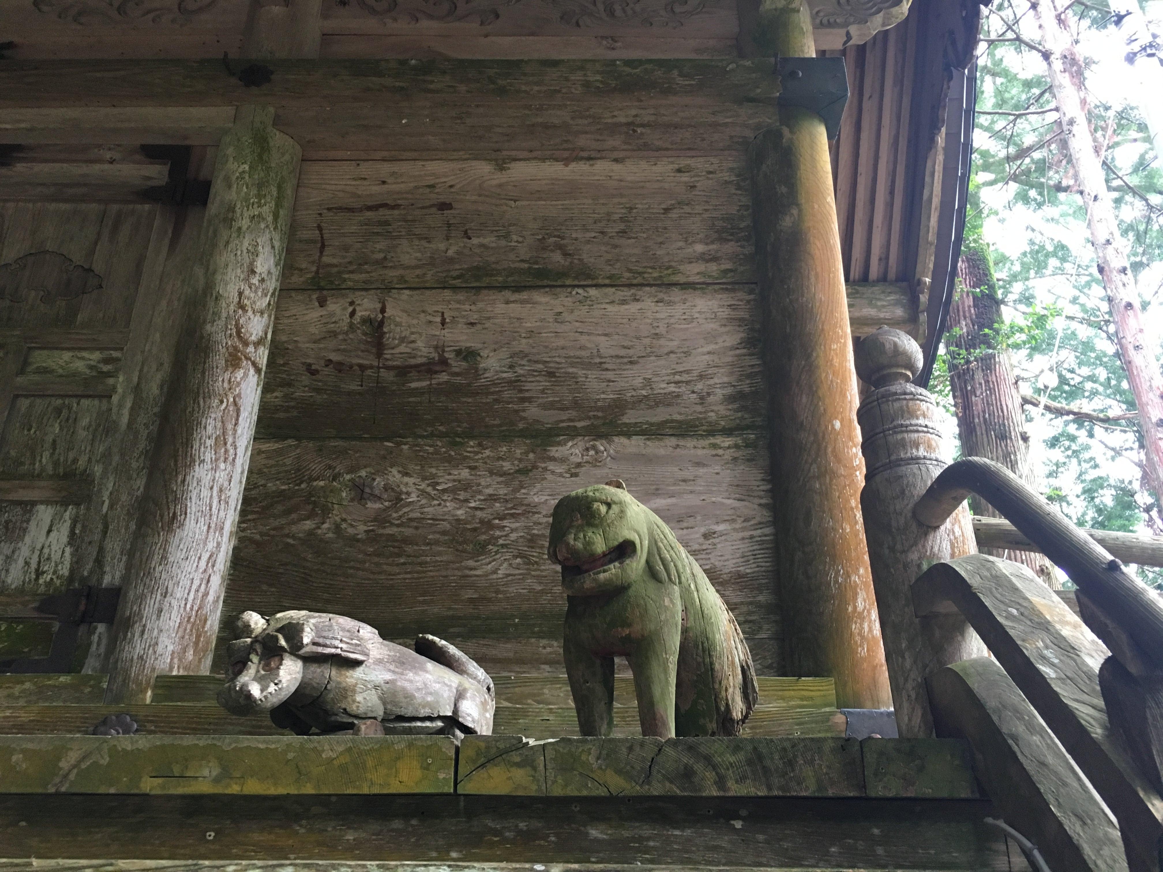 木頭の神様巡りガイド日帰りコース/シリウスブルー観光振興協会のスピリチュアルガイドのイメージその2