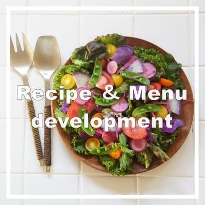 レシピ開発・メニュー提案(スマイルキッチン)