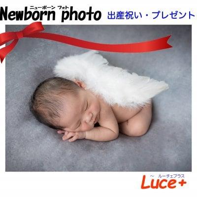 出産祝いプレゼント用【ニューボーンフォト】出張撮影