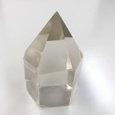 六角水晶ポイント スリランカ産天然非加熱水晶