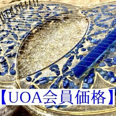 【石垣島(UOA会員価格)】ヴェシカパイシス型24弦オルゴンライアー講座