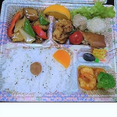 「寅五郎飯店」中華弁当の予約ウェブチケット
