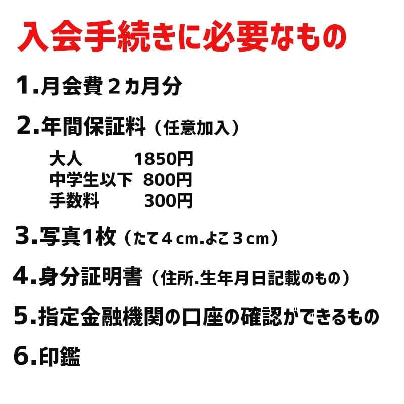 野口ボクシングジム・月会費《一般(高校生以上)月〜土》のイメージその3