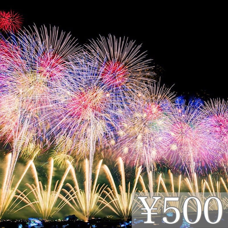 NAGAOKA WEB Marche 500円チケットのイメージその1