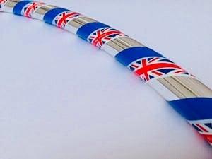 フープエクササイズ用フープ【British Style 】