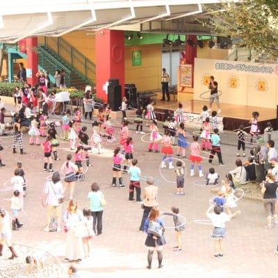 2020年10月18日開催第9回全日本フープダンスコンテストキッズフープダンス個人演技部門出場申込チケット