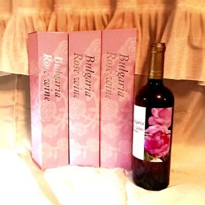 Bulgaria Rose Wine   (ブルガリア ローズ ワイン)