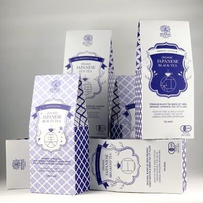 【送料無料期間中】Japanese Organic Tea Perfect Set オーガニックティ...