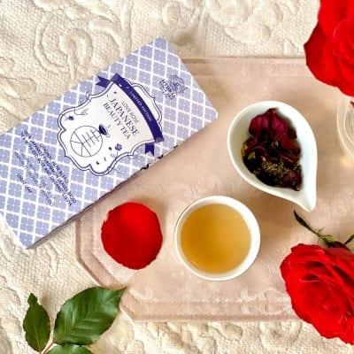 【限定】Japanese Beauty Tea ジャパニーズ・ビューティーティー|日本...