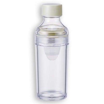 【持ち歩き水出し】素敵なミニ フィルターインボトル|お出かけにも便利...