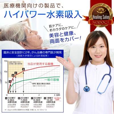 水素ガス吸入【東京・江東区】