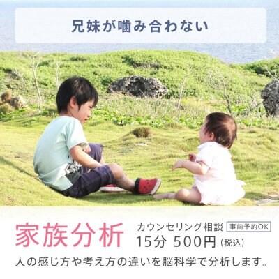 【東京銀座で3/28(日)開催/事前購入で入場料が免除に】自己分析・家族分析・家計診断・組織診断をワンコイン相談。脳科学を基に大きく人間関係を良くする診断解析を体験しよう。 in Natura銀座