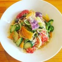 [現地払い専用]稲城野菜のペペロンチーノ
