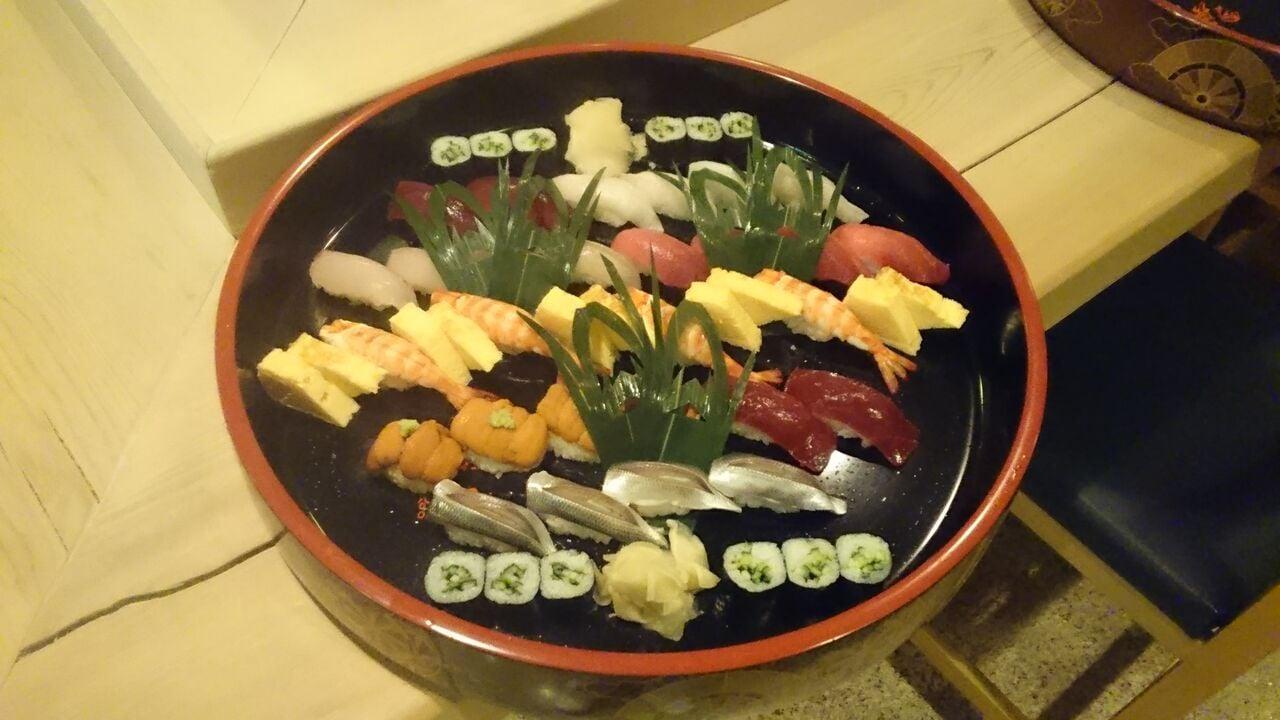 出前ウェブチケット|お寿司での宴会・出前なら『すし処築地』のイメージその2