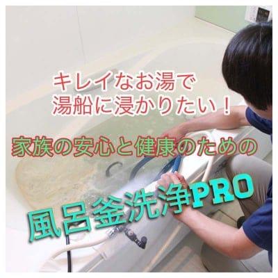 東京 川崎 追いだき配管・風呂釜洗浄PRO