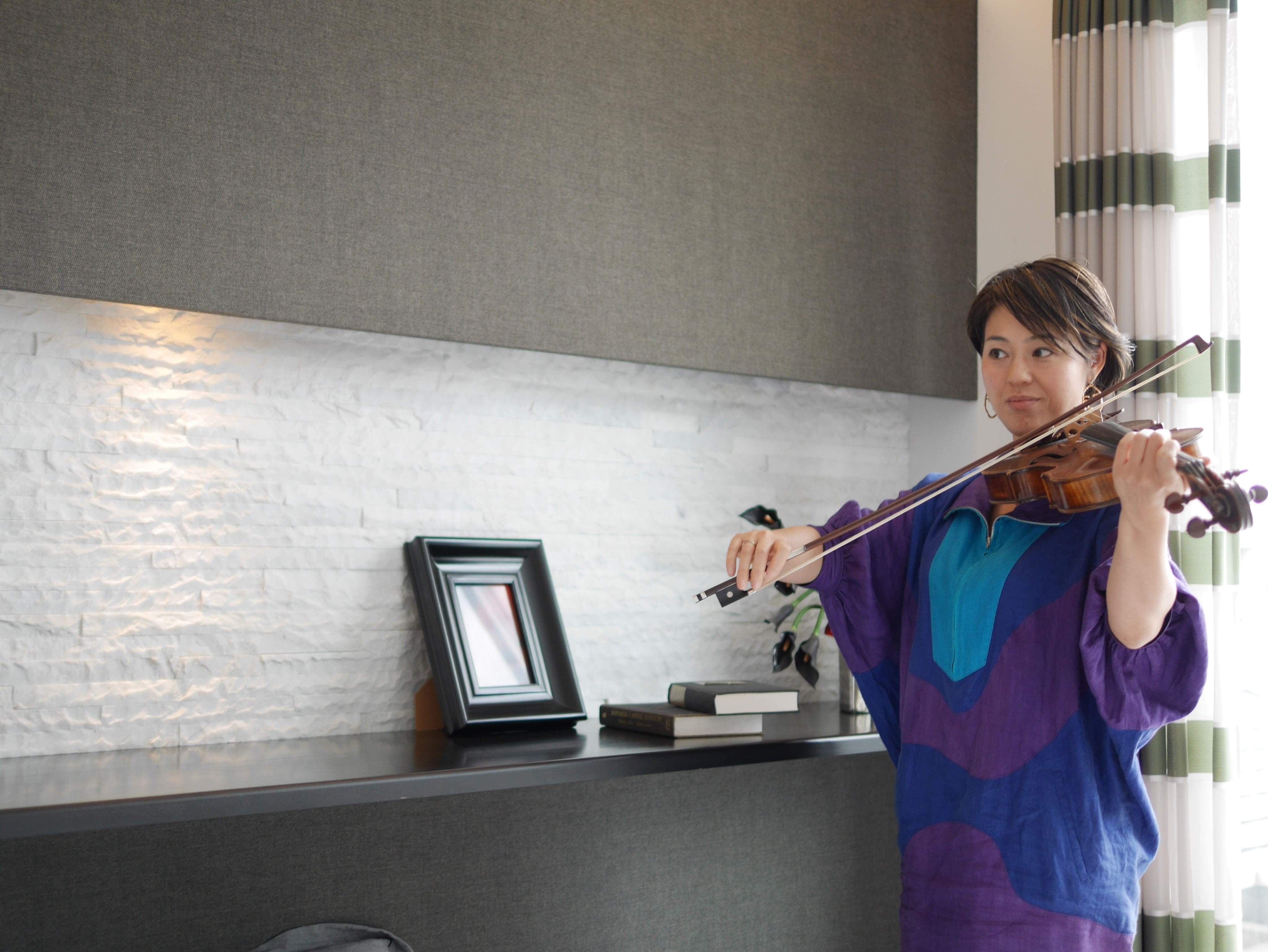 アフターコロナ オンライン受け放題 ヴァイオリン・ヴィオラ オンラインレッスン ウェブチケットのイメージその1