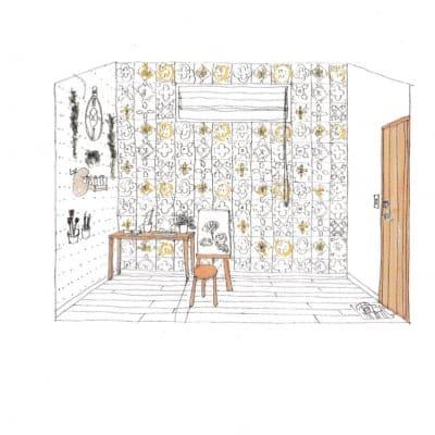 アトリエスタイルの趣味小屋/タイニーハウス施工チケット